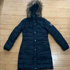 Abercrombie & Fitch Womens Winter Parka